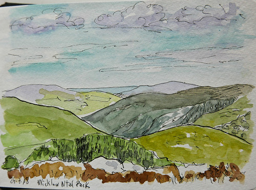 Wicklow National Parck. Ireland