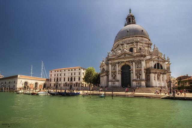 Basilica di Santa Maria della Salute - Venezia (Italy)