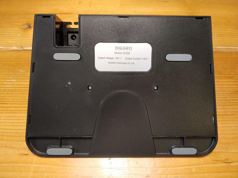 Diggro D300 ロボット掃除機 開封レビュー (13)