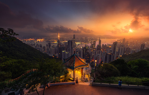 Lion Pavilion, Hong Kong