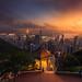 Lion Pavilion, Hong Kong by CoolbieRe