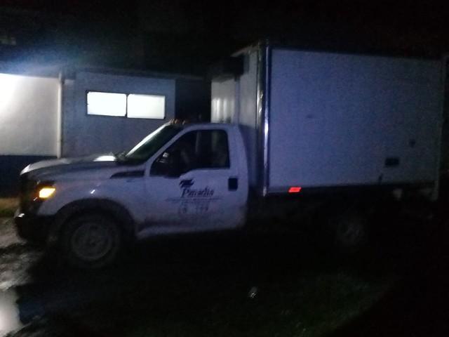camioneta asegurada huchicol Venta Grande 5