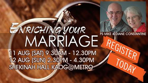 enriching your marriage