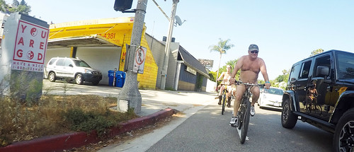 L.A. World Naked Bike Ride 2018 (161015)