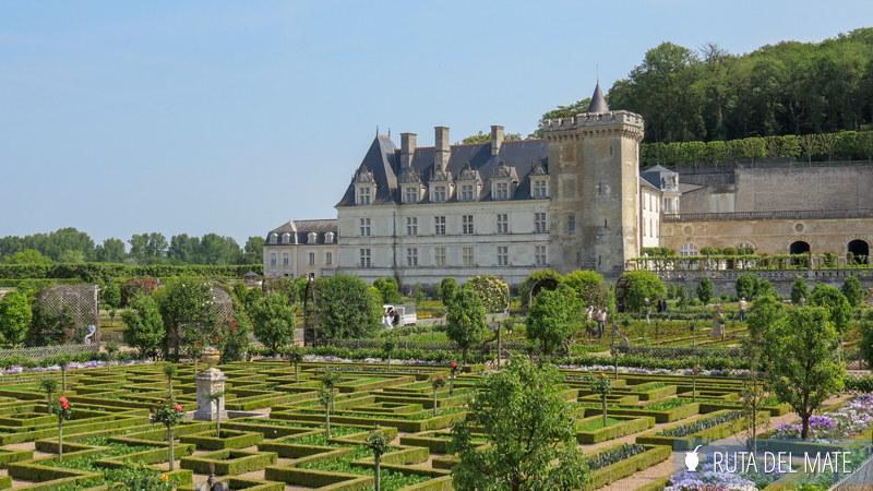Castillos del Loira Villandry IMG_5201