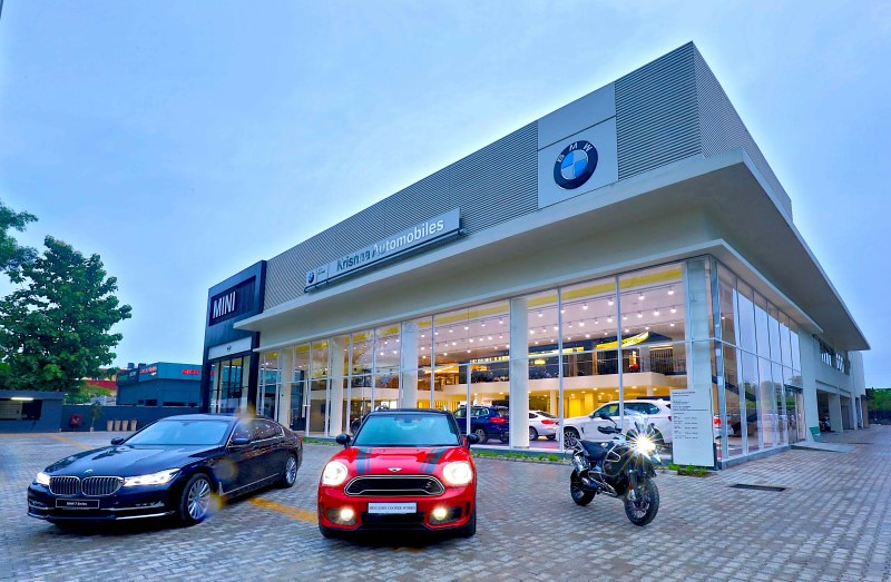 BMW Krishna Motors Chandigarh