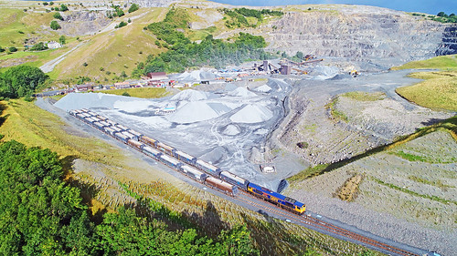 66761 arcow helwithbridge sc settleandcarlisle quarry gbrf