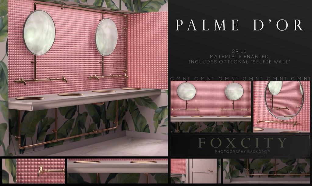 FOXCITY. Photo Booth - Palme d'Or @ Kustom9 ♥ - TeleportHub.com Live!