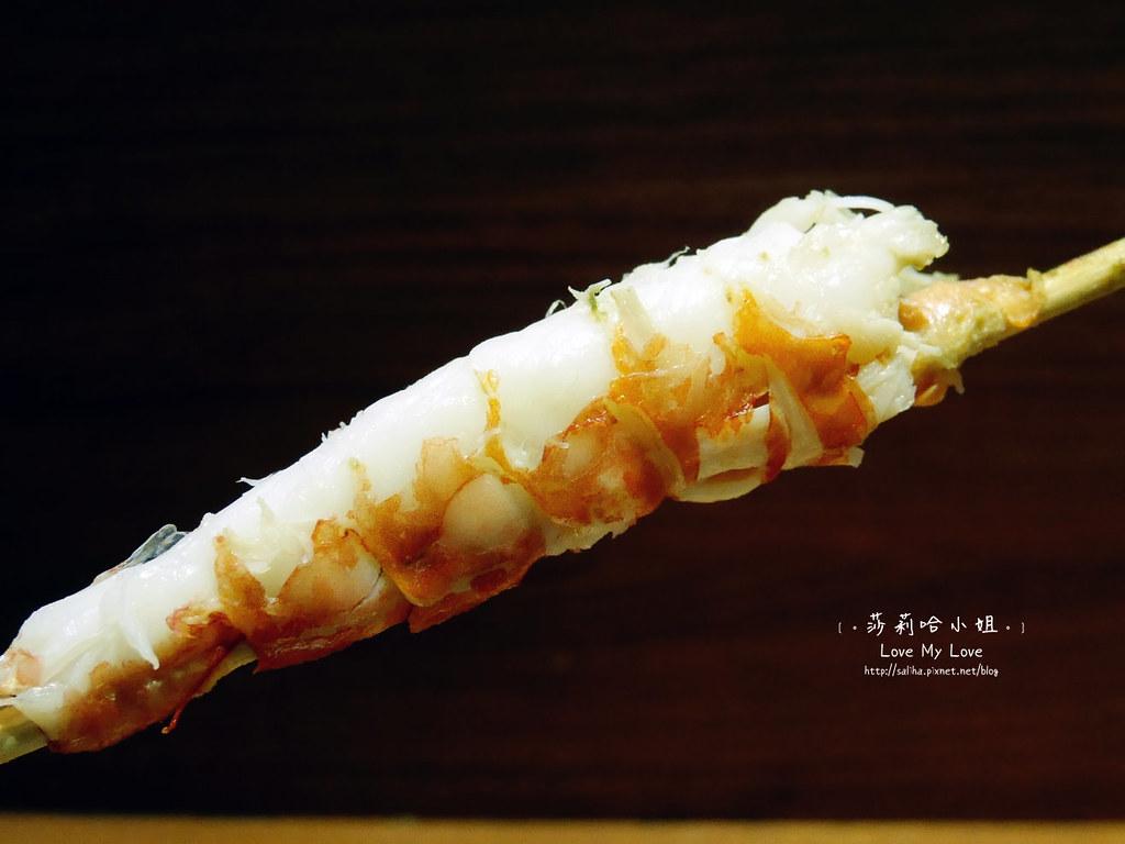 台北中山區平價餐廳居酒屋推薦柒串燒屋 (44)