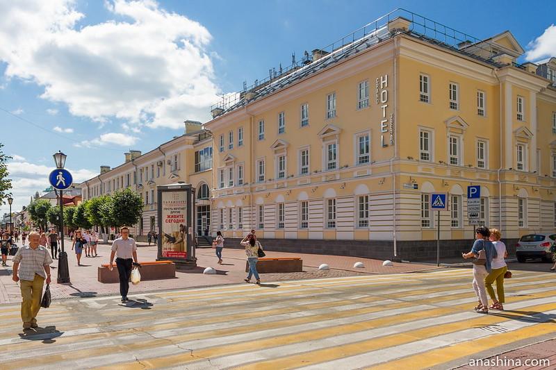 Трёхсвятская улица, Тверь