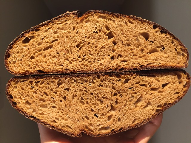 Miso Molasses Loaf
