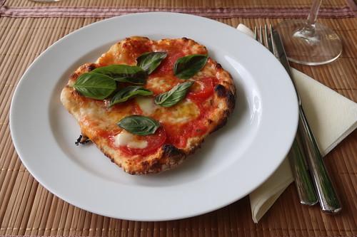 Kleine Pizza Margheritta