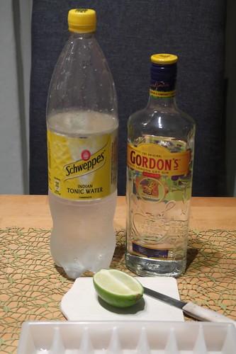 Gin Tonic Zutaten