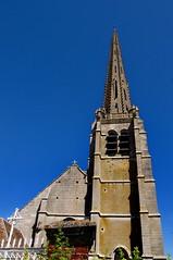 Clocher de Montagny Sainte Félicité