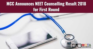 neet counselling result 2018