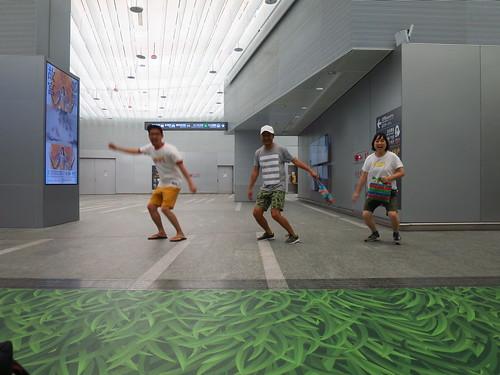 Taoyuan Airport MRT, Taipei, Taiwan