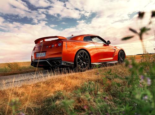 Essai Nissan GTR