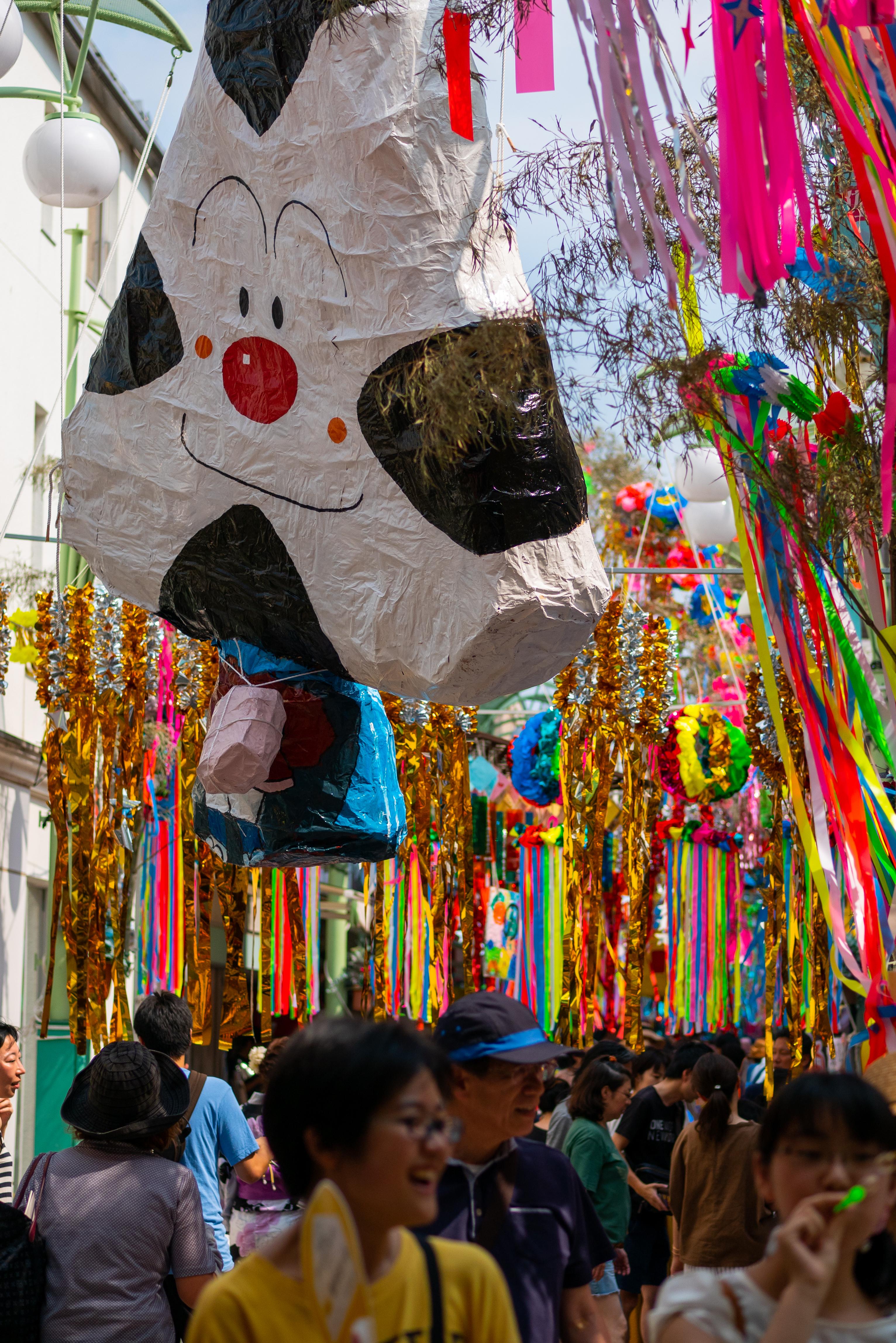 asagaya Tanabata fest.