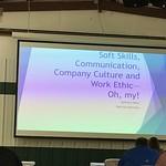 CCYP Business Etiquette 101 Lunch & Learn 2018