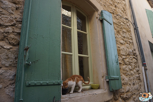 義法13日(Hostellerie Le Castellas)