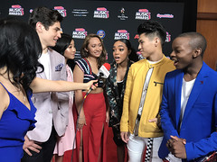 Club Mickey Mouse at the 2018 Radio Disney Music Awards Red Carpet in Hollywood - IMG_7761