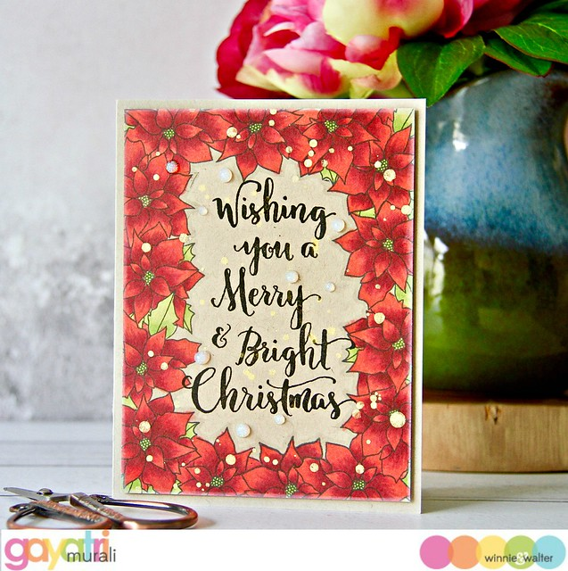 gayatri_Christmas card