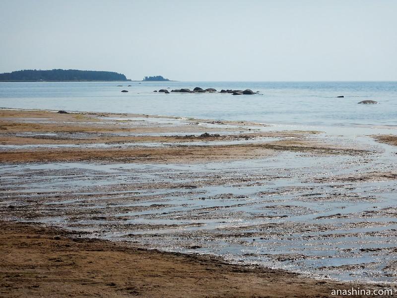 Валуны, Балтийское море