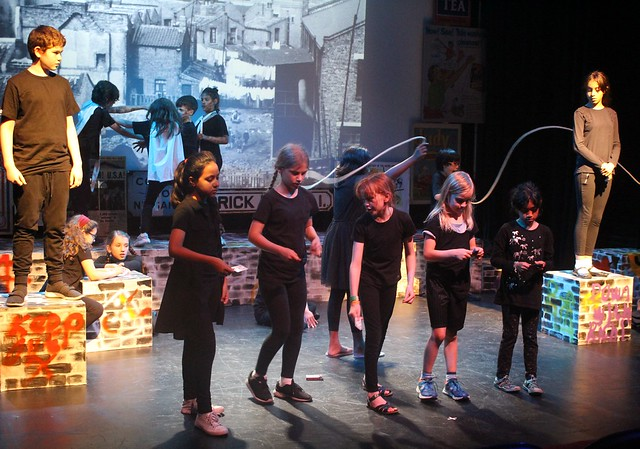 Playful Heritage: Eclipse Youth Theatre - The Bomb Site Playground