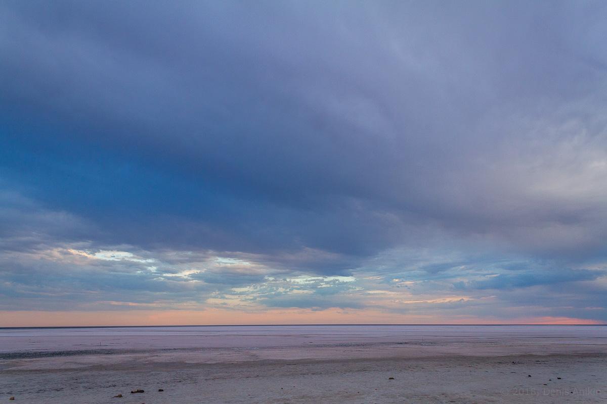 Закат на Эльтоне фото 4