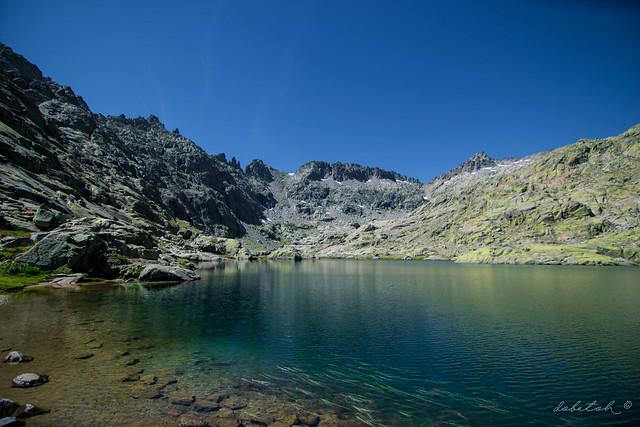 Laguna Grande de Gredos, Nikon D3300, AF DX Fisheye-Nikkor 10.5mm f/2.8G ED