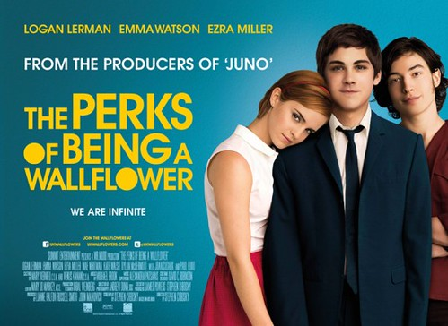 The Perks of Being a Wallflower - Poster 2