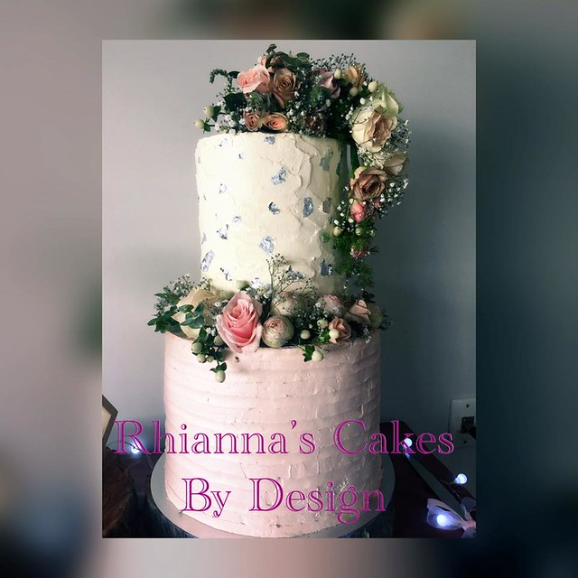 Cake from Rhianna's Cakes By design