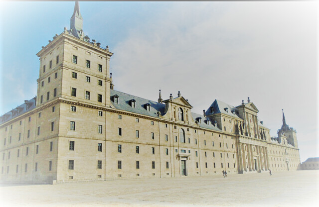 El Escorial, edited