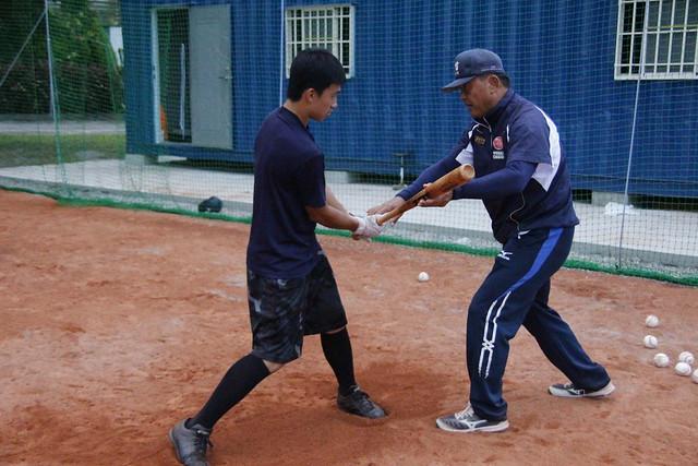 20180801棒球隊暑期移地訓練