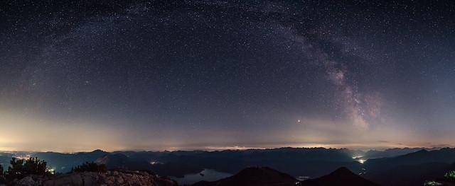 Alps Milkyway Arch