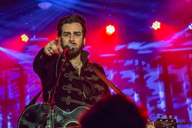 Aurelio Voltaire @ Union Stage, Washington DC, 08/19/2018