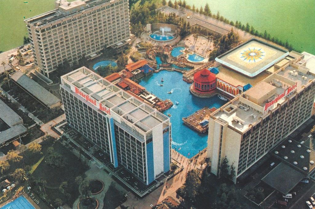 Disneyland Hotel - Anaheim, California