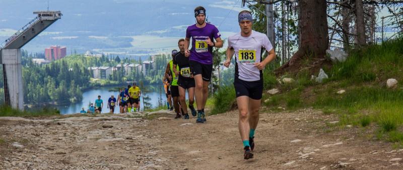 Puklová a Petr obhájili loňská vítězství na Tatry Running Tour