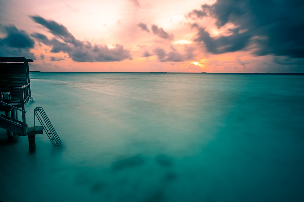 The Sunset, Maldives picture