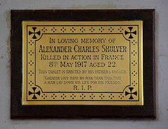 killed in action in France