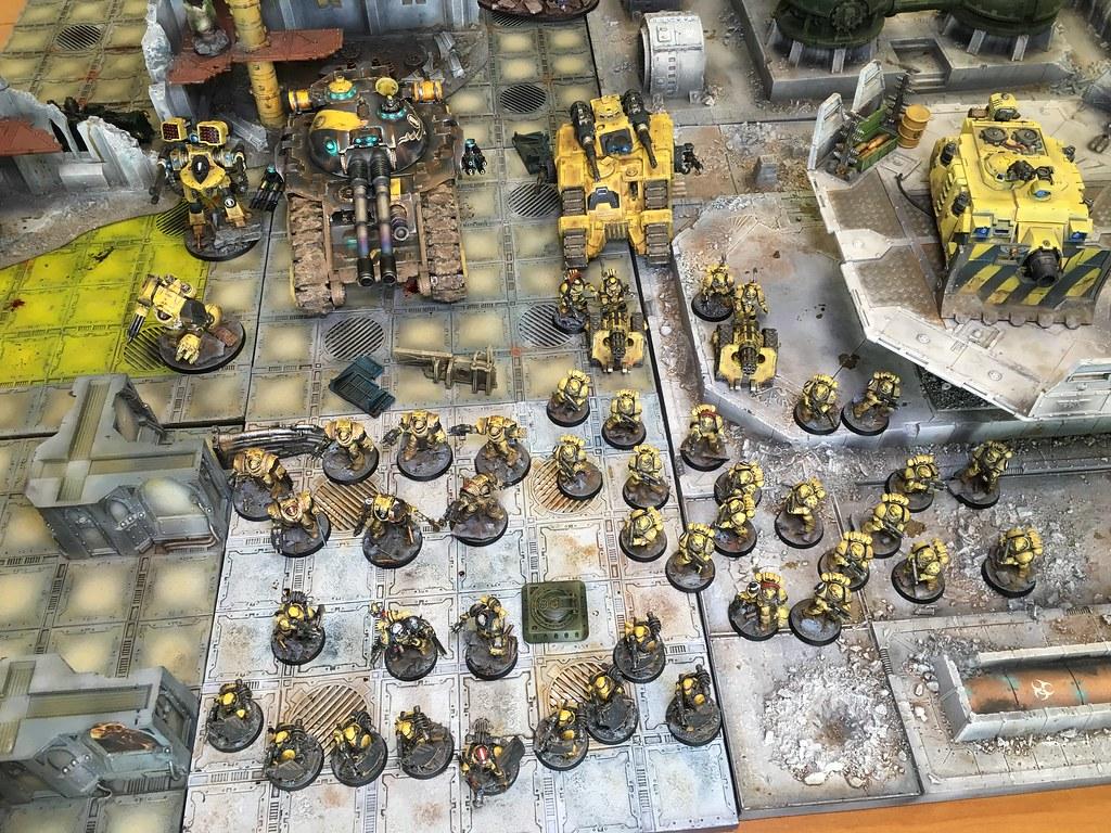 Medal of Colors Assault on Molech Armies-39