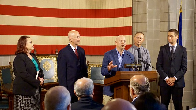 Gov. Ricketts Announces 2018 Developing Youth Talent Initiative Grant Recipients
