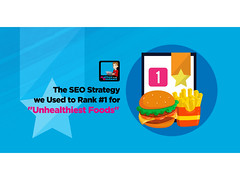 The SEO Strategy We Used To Rank No 1 for Unhealthiest Foods