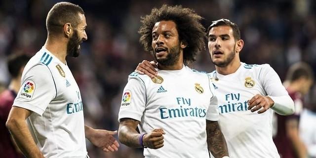 Real Madrid Sudah Punya Penyerang-Penyerang Yang Terbaik