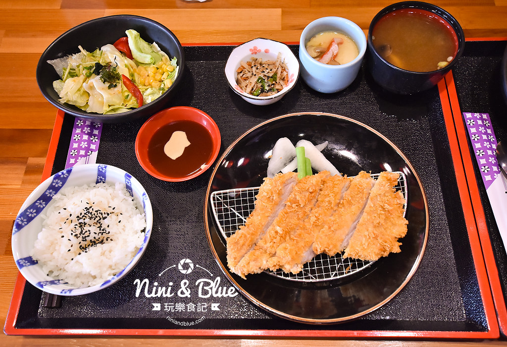 台中豬排 七味亭 menu 菜單03