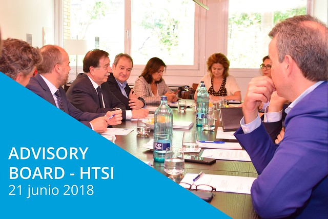 Advisory Board de HTSI (URL, Barcelona)