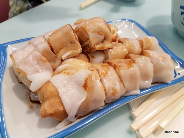 Rice Roll with Dough Stick