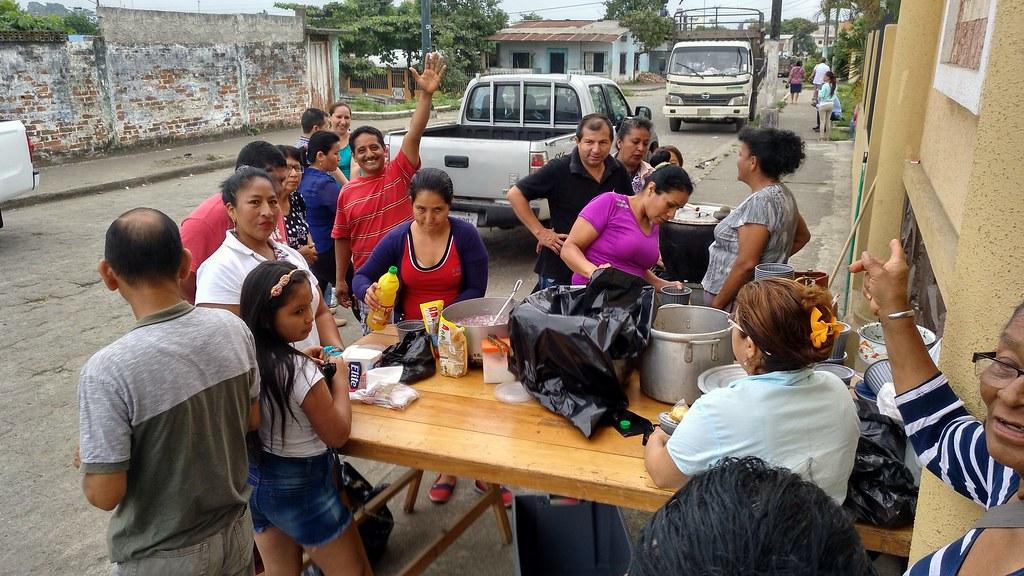 Experiencia misionera en Ecuador - agosto 2018