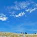 Blue Skies Above Farleton Fell