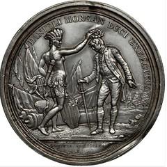 1781 Daniel Morgan Obverse 1